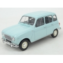 Renault 4L 1961 model 1:24 WhiteBox WB124041