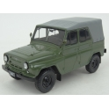 UAZ 469 Soft Top 1971 model 1:24 WhiteBox WB124042