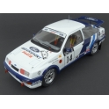 Ford Sierra RS Cosworth Nr.14 Rally 1000 Lakes 1988 model 1:18 IXO MODELS 18RMC045A