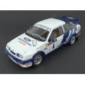 Ford Sierra RS Cosworth Nr.4 Rally 1000 Lakes 1988 model 1:18 IXO MODELS 18RMC045B