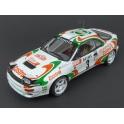 Toyota Celica GT-4 (ST185) Nr.3 Winner Rallye Monte Carlo 1993 model 1:18 IXO MODELS 18RMC041A