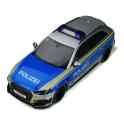 Audi RS4-R (B9) Avant ABT Polizei 2020 model 1:18 GT Spirit GT817