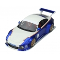 "Porsche 911 Type 997 Slant Nose Old&New Body Kit iDL Design ""Rothmans"" 2016 model 1:18 GT Spirit GT797"
