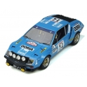 Renault Alpine A310 1600 Gr.4 Nr.14 Rally Tour de Corse 1976 (3rd Place), OttO mobile 1/18 scale