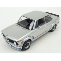 BMW (E10) 2002 Turbo 1973 (Silver), MCG (Model Car Group) 1/18 scale