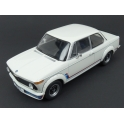 BMW (E10) 2002 Turbo 1973 (White), MCG (Model Car Group) 1/18 scale