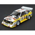 Audi Sport Quattro S1 E2 Nr.2 Rally Monte Carlo 1986 model 1:43 Spark S5190