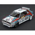 Lancia Delta HF Integrale EVO Nr.11 Rally Monte Carlo 1992 model 1:43 Spark S9016