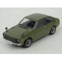 Toyota Starlet 1200 SR 1973 (Olive Met.), IXO Models 1/43 scale