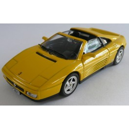 "Ferrari 348 TS ""Stradale"", Best model (BANG) 1:43"