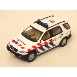 Mercedes Benz M-Class Dutch Police 2003