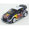 Ford Fiesta WRC Nr.5 (2nd Place) Monza Rally 2018, IXO Models 1/43 scale
