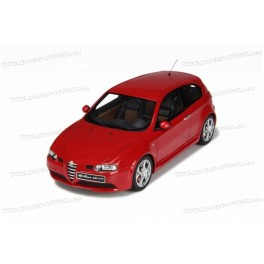 Alfa Romeo 147 GTA 2002, OttO mobile 1/18 scale