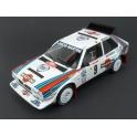 Lancia Delta S4 Nr.9 Rally Monte Carlo 1986 model 1:18 IXO MODELS 18RMC046B