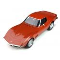 Chevrolet Corvette (C3) Coupe 1968 (Bronze) model 1:12 GT Spirit GT811