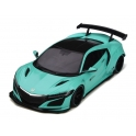 Honda NSX Liberty Walk LB Performance 2017 (Tiffany Blue), GT Spirit 1/18 scale