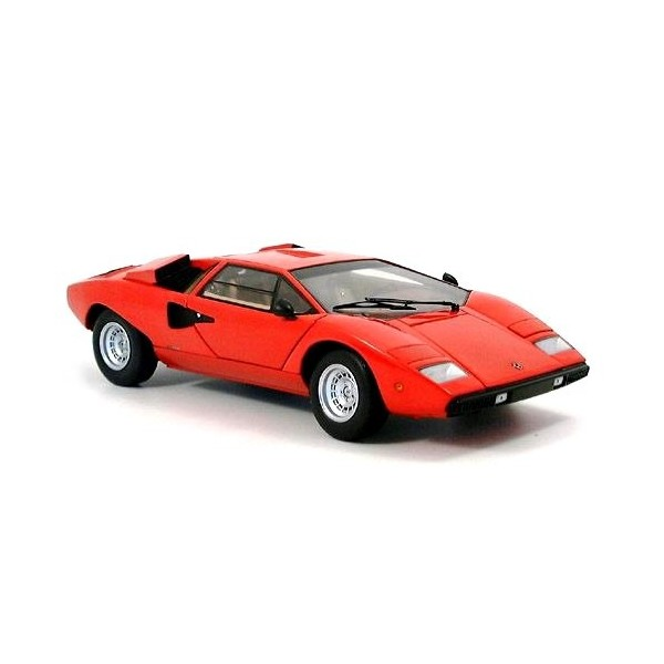 lamborghini countach lp400 kyosho 1 43. Black Bedroom Furniture Sets. Home Design Ideas