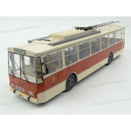 Škoda 14Tr Potsdam 1983