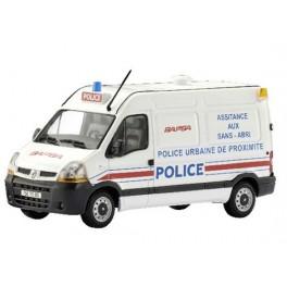 Renault Master Police BAPSA