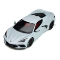 Chevrolet Corvette (C8) 2020 (Grey Met.), GT Spirit 1/18 scale