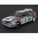 Lancia Delta HF Integrale EVO Nr.4 Winner Rallye Monte Carlo 1992 model 1:18 Kyosho KY08348A