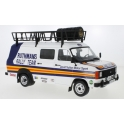Ford Transit Mk.II Rally Assistance Rothmans 1979, IXO Models 1/18 scale