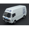 Volkswagen LT45 LWB Rally Assistance Van VW Motor Sport 1986, IXO Models 1/43 scale