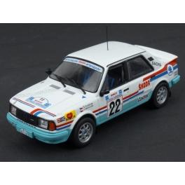 Škoda 130 LR Gr.B Nr.22 Acropolis Rally 1986 model 1:43 IXO Models RAC288
