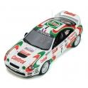 Toyota Celica GT-Four (ST205) Nr.1 Winner Rallye Tour de Corse 1995, OttO mobile 1/18 scale