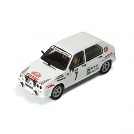 Citroen Visa 1000 Pistes Nr.7 Rally Monte Carlo 1985