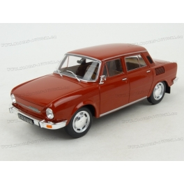 Škoda 100 L 1974 model 1:24 WhiteBox WB124048