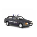 Alfa Romeo 75 1.8 IE 1988 Carabinieri model 1:18 Laudoracing-Model LM123B1-PO