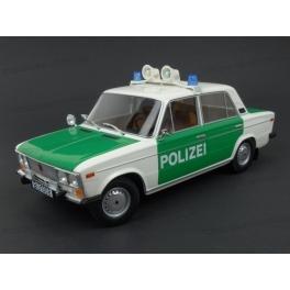Lada 1600 (VAZ 2106) Polizei 1981 model 1:18 Triple9 T9-1800245