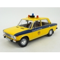 Lada 1600 (VAZ 2106) Milicia 1981 model 1:18 Triple9 T9-1800246