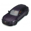 Audi RS6 Avant (C8) 2020 (Violet Met.) model 1:18 GT Spirit GT825
