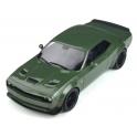 Dodge Challenger R/T Scat Pack Widebody 2019 (Green Met.) model 1:18 GT Spirit GT815