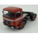 MAN F8 16.320 1973 (Red) model 1:43 IXO Models TR055