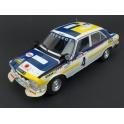 Peugeot 504 Ti Nr.4 Rallye du Maroc 1975 (5th Place) model 1:18 IXO MODELS 18RMC044B