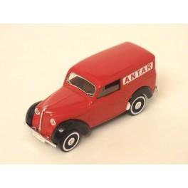 Renault Juvaquatre Fourgonette 1948 Antar, Solido 1:43