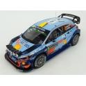 Hyundai i20 WRC Nr.4 Rallye Monte Carlo 2018 model 1:18 IXO MODELS 18RMC030A