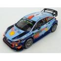 Hyundai i20 WRC Nr. 6 Rallye Monte Carlo 2018 model 1:18 IXO MODELS 18RMC030C