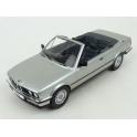BMW (E30) 320i Convertible 1985 (Silver Met.) model 1:18 MCG (Model Car Group) MCG18152