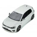 Volkswagen Golf VII R 2014 (White) model 1:18 OttO mobile OT883