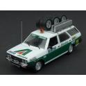 Fiat 131 Panorama  Rally Assistance Alitalia 1977, IXO Models 1/43 scale
