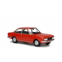 Fiat 124 Sport Coupe 1969 (Red) model 1:18 Laudoracing-Model LM131A