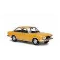 Fiat 124 Sport Coupe 1969 (Yellow) model 1:18 Laudoracing-Model LM131B