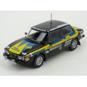 Saab 99 EMS Nr.1 Swedish Rally 1977 model 1:43 IXO Models RAC298