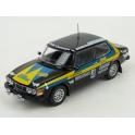 Saab 99 EMS Nr.4 Winner Swedish Rally 1977 model 1:43 IXO Models RAC299