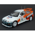Ford Escort RS Cosworth Nr.4 Rallye San Remo 1996 (2nd Place) model 1:24 IXO MODELS 24RAL004A