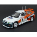 Ford Escort RS Cosworth Nr.5 Rallye San Remo 1996 (3th Place) model 1:24 IXO MODELS 24RAL004B